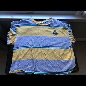Stripped Atari shirt